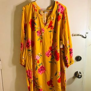 NEW WITH TAGS Old Navy 2x dress